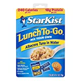 StarKist Lunch To-Go Albacore Mix Your Own Tuna Salad - (Pack of 12)