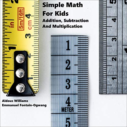 Math Problems for Kids cover art