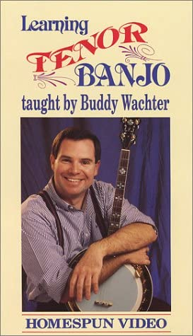 Learning Kansas City Mall online shopping Tenor Banjo VHS