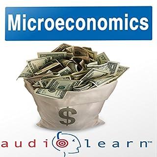 Microeconomics AudioLearn Follow-Along Manual audiobook cover art