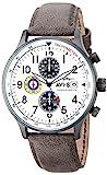 AVI-8 AV-4011-01 - Reloj de Pulsera Hombre, Color Marrón