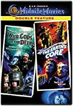 War Gods of the Deep/At the Earth's Core