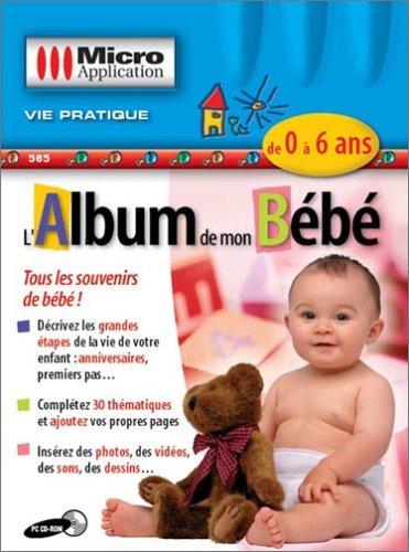 Album de mon bébé