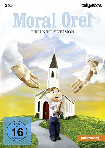 Moral Orel - The Unholy Version [2 DVDs]