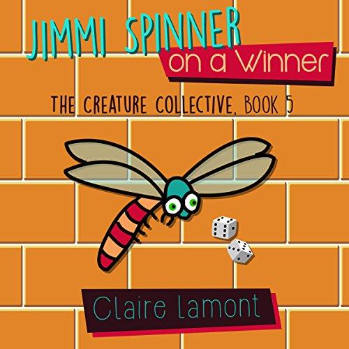Jimmi Spinner on a Winner cover art