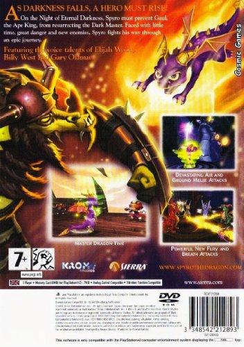The Legend of Spyro: The Eternal Night [UK Import]