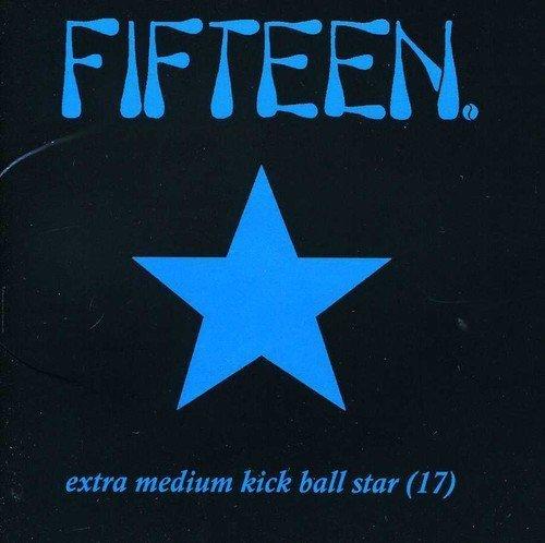 Extra Medium Football Star (17) by Fifteen (2003-05-03)