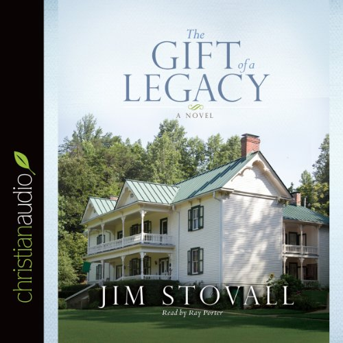 The Gift of a Legacy audiobook cover art
