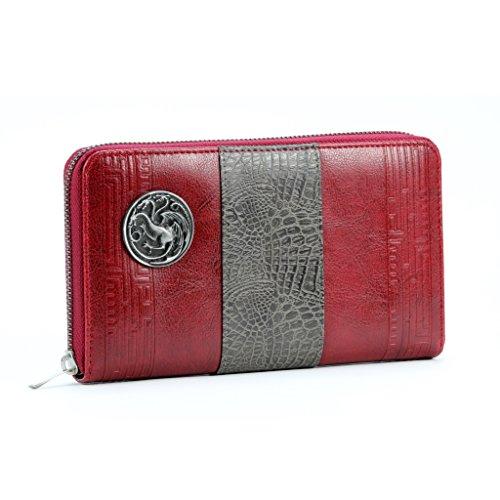 The Coop Game of Thrones House Targaryen Ladies Wallet