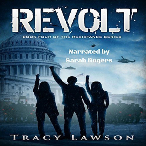 Revolt Audiobook By Tracy Lawson cover art