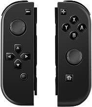 Joy Con Controller for Nintendo Switch, OIVO L/R Joy Con Controller - Black