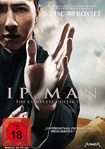 Ip Man - The Complete Collection [5 DVDs]