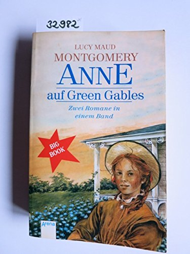 Anne auf Green Gables (Band 1 & 2 als Taschenbuch)