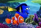 Findet Nemo X2(Ellen Degeneres und Alexander Gould)
