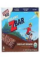 Zバー・フォーキッズ・チョコレートブラウニー 6本