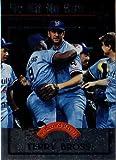 BBM 1996 ベースボールカード レギュラーカード No.547 ブロス