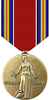World War II Victory Medal WWII - Full Size