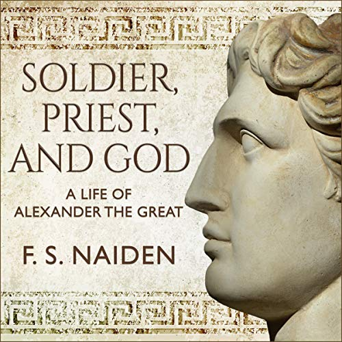 Soldier, Priest, and God audiobook cover art