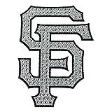 MLB San Francisco Giants Bling Emblem, One Size