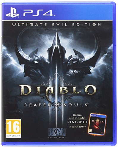 Activision Blizzard - Diablo III (3): Reaper of Souls - Ultimate Evil Edition /PS4 (1 Games)