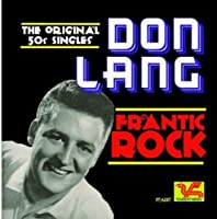 FRANTIC ROCK : THE ORIGINAL 50S SINGLES