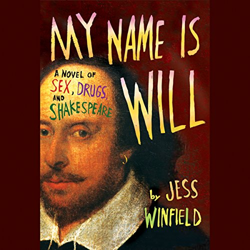 My Name Is Will audiobook cover art