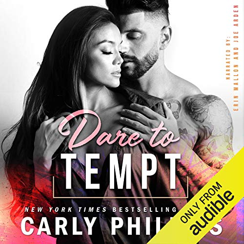 Dare to Tempt audiobook cover art