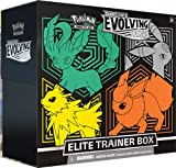 Elite Trainer Box Sword & Shield Evolving Skies Leafeon Umbreon Jolteon and Flareon (ENG)