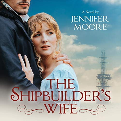 The Shipbuilder's Wife audiobook cover art