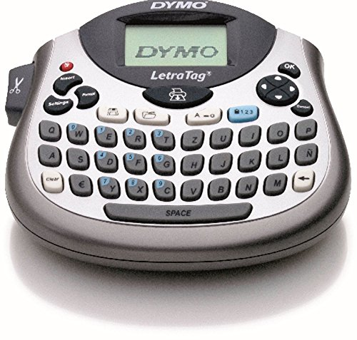 """Dymo S0758370 Tisch-Beschriftungsgerät\""""LetraTag LT-100T\"""""""
