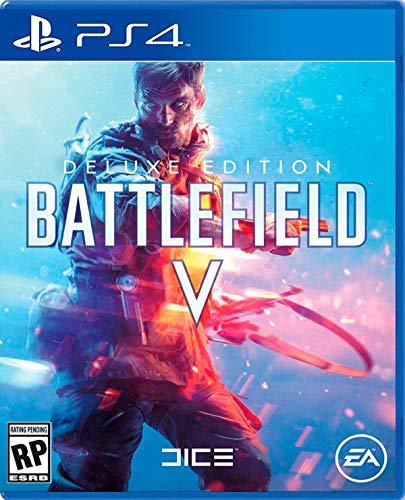 Battlefield V Deluxe Edition – PlayStation 4