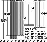 Zoom IMG-2 lwxbjx tende soggiorno oscuranti con
