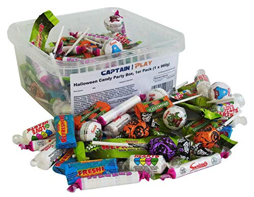 Halloween Candy Party Box, 960g