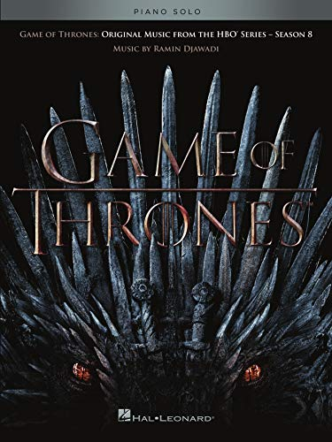 Game of Thrones - Season 8 Songbook: Original Music from the HBO ...