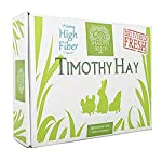 "Small Pet Select 1st Cutting ""High Fiber"" Timothy Hay Pet Food, 4.54 kg 4"
