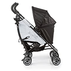 REVERSIBLE SEAT DESIGN – Change the way you look at umbrella strollers! The Summer 3Dflip Convenience Stroller has a unique reversible seat design that allows baby to face you when younger or face the world when they're older and more curious. The fo...