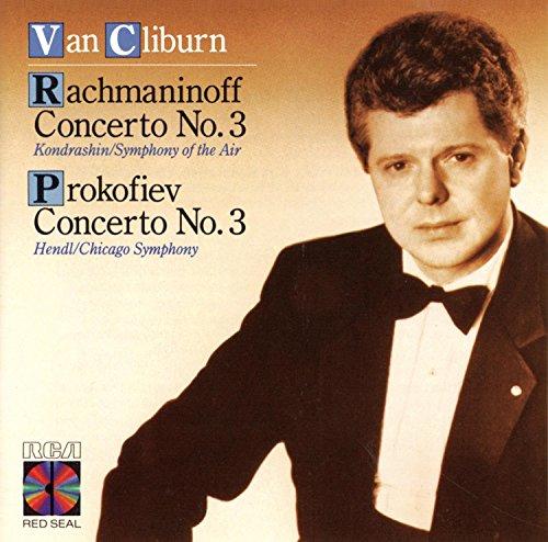 Rachmaninoff: Piano concerto no.3 / Prokofiev: Piano concerto no.3