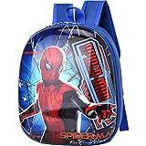 Zaino per Bambini Spiderman - Miotlsy Borsa da Scuola per Bambini Zaino Asilo Spiderman, Zaino Asilo Super Hero 3D Zaini Scuola Elementare Zaino Bambino Ragazza Ragazzo