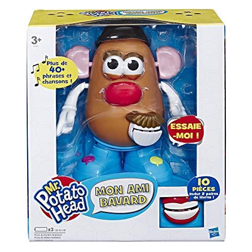 Monsieur Patate – M. Patate : mon ami bavard - Jouet enfant 3 ans – La Patate du film Toy Story – Jouet 1er age