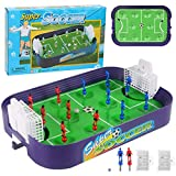 YXDS Juguetes para niños Juego de Mesa Educativo Juguete de Mesa Batalla de fútbol Campo de fútbol Modelo de Juguete