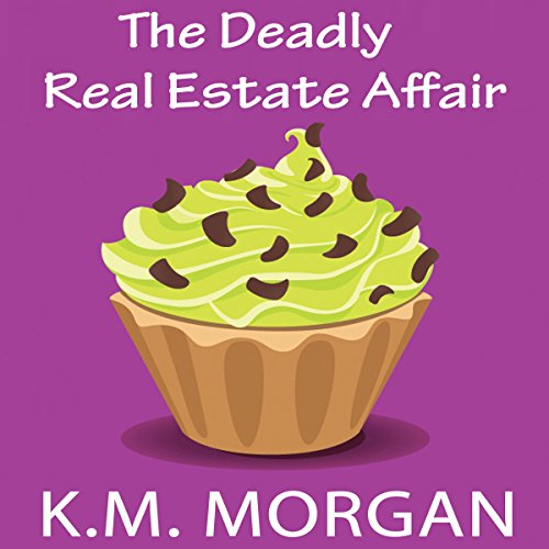 The Deadly Real Estate Affair audiobook cover art