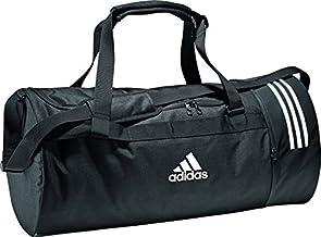اديداس حقيبة دفل للنشاطات الرياضية والخارجية ، اسود ، CG1536