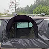 2 Pack SUV Camping Tent with Screen Sleep in Car Fresh Airflow in Keep Bugs and Insects Out