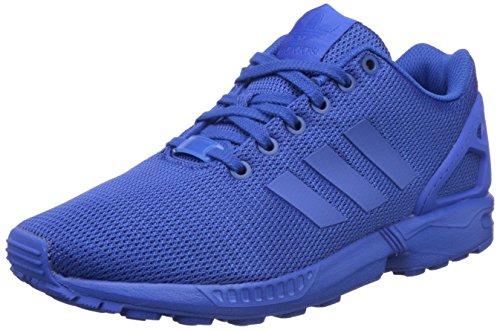 Adidas Zx Flux, Scarpe da Corsa Unisex Adulto, Blu...