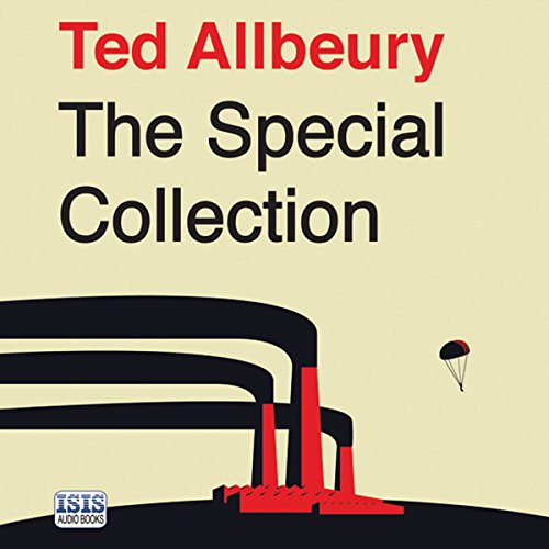 The Special Collection audiobook cover art