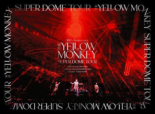 30th Anniversary THE YELLOW MONKEY SUPER DOME TOUR BOX(DVD)