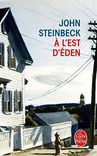 A l'est d'Eden (Littérature t. 1008) par [John Steinbeck]
