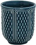 Gien Acapulco 11961G0234 - Vaso de té (27 cl), diseño de loza de Gien