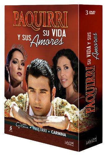 Paquirri Su Vida Y Sus Amores [DVD]