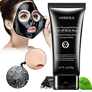 Deep Facial Cleansing: Remove acne, blackheads, and blemishes. Help to remove stubborn stain or oil spots on your face. Multi-Purpose: Reduces the effect of computer radiation on the skin, adds vitality to dull and uneven skin, and makes the skin fir...
